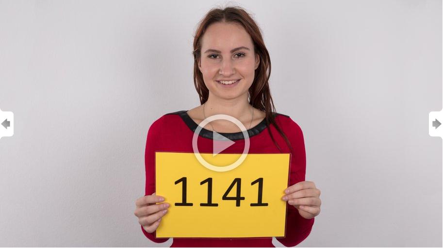 CzechCasting : Anastazie 1141