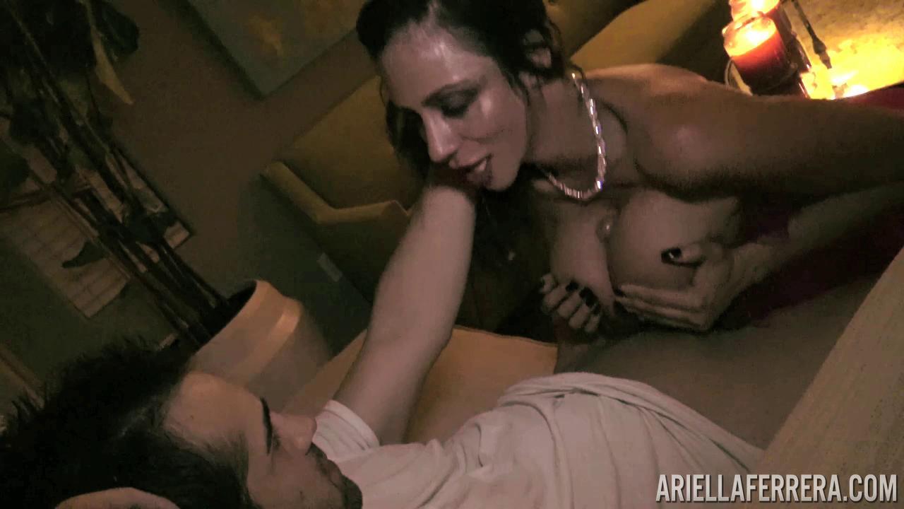 PornstarPlatinum – Ariella Ferrera Saturday Night Hardcore