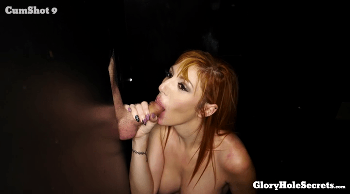 GloryHoleSecrets –  Lauren Phillips – First Glory Hole