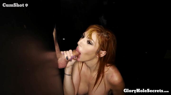 GloryHoleSecrets –  Lauren Phillips – First Glory Hole