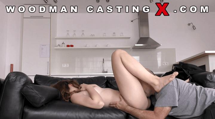WoodmanCastingX :  – Ornella Cyan