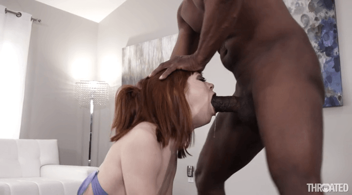 Throated  – Alexa Nova
