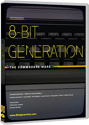 8 Bit Generation - The Commodore Wars (2016).avi DVDRiP XviD AC3 - iTA