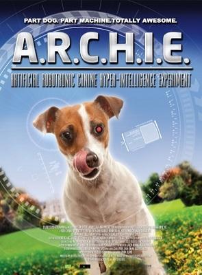 A.R.C.H.I.E. - Un Robot A Quattro Zampe (2016).avi WEBRiP XviD AC3 - iTA
