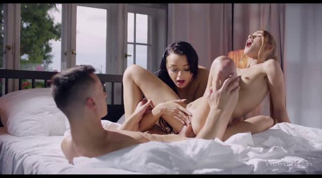 WowGirls – Nothing Denied – Alexis Crystal ,Daphne Klyde