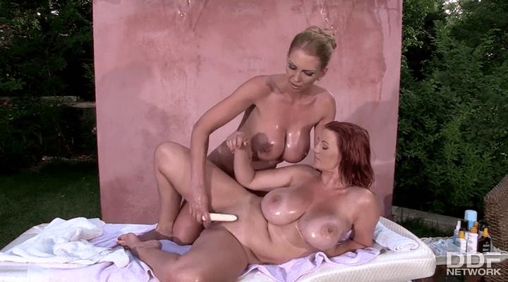 EuroGirlsOnGirls – Vanessa Leigh Darby