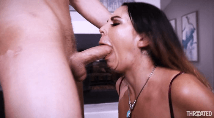 Throated :  – Missy Martinez