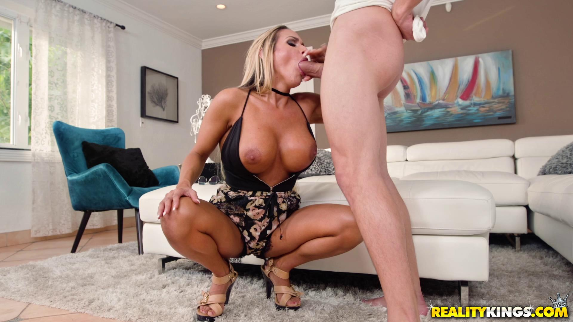 BigTitsBoss – Tegan James Good Labor