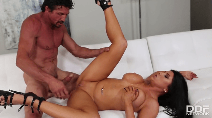 HandsOnHardcore – Romi Rain –  Stud Cums On Massive Titties