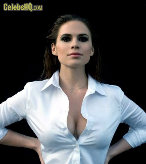 Hottest Girl Hayley Atwell photo