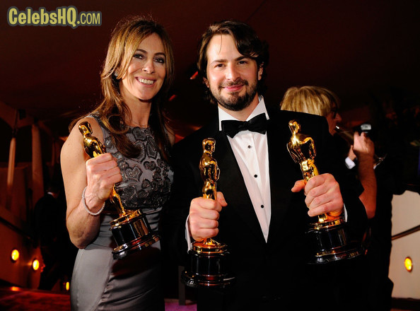 Annual Academy Awards Press Room The Hurt Locker Oscars Governors Ballhollywood Kathryn Bigelow photo