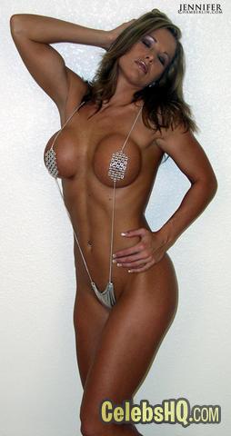 Sexy Bikinis Jennifer Chamberlin photo