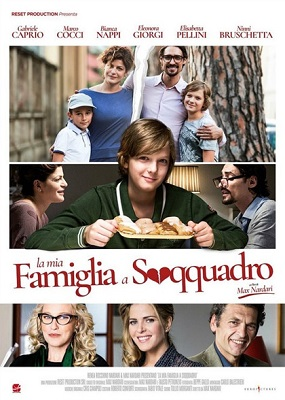La Mia Famiglia A Soqquadro (2017).avi DVDRiP XviD AC3 - iTA