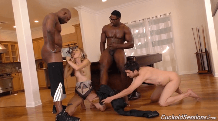 CuckoldSessions – Haley Reed
