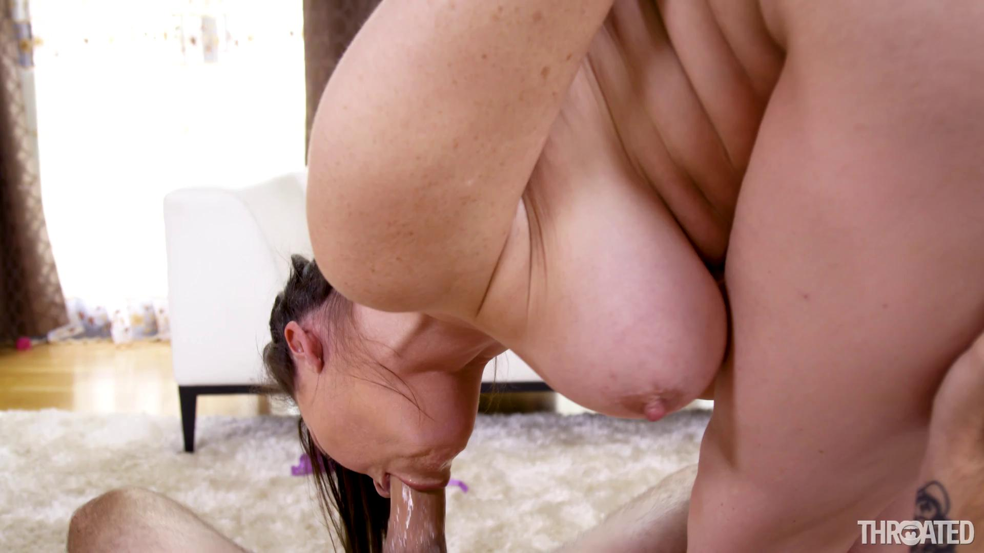 Throated – Dana Dearmond